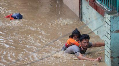 Dodentol bij moessonregen in Zuid-Azië stijgt tot 130