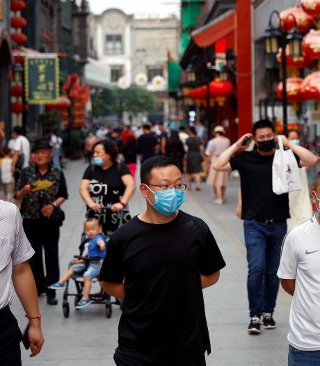 'China heeft corona nu grotendeels onder controle, maar erkent dat er fouten zijn gemaakt'