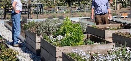 Eindelijk kan opgeknapte villa Ockenburgh zich meten met bijbehorende tuin