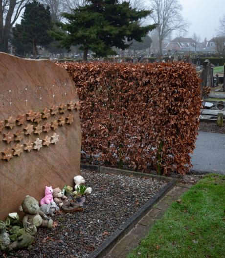 Foetus begraven in mini-graf wordt mogelijk in Kampen