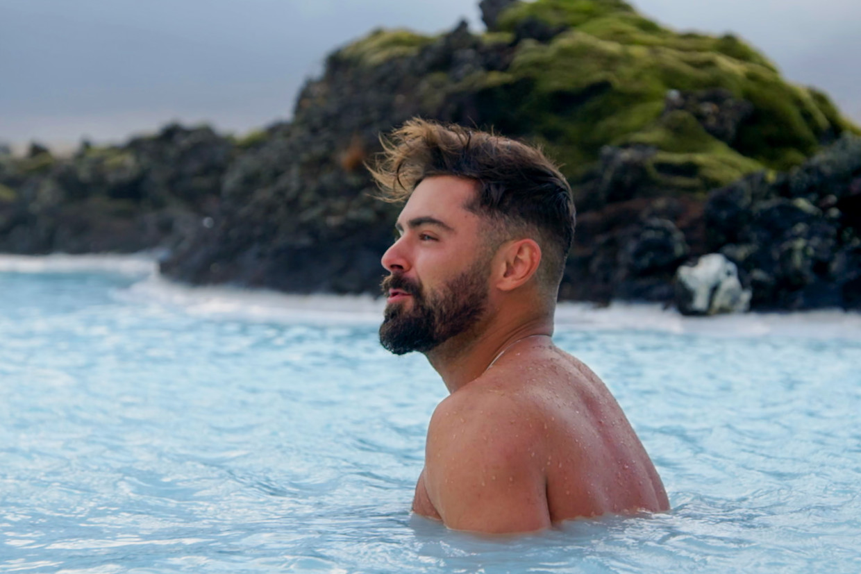 Down to Earth with Zac Efron Beeld Netflix