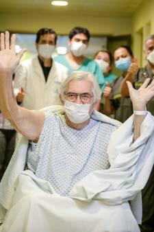 Edwin Janssens (81) ontwaakte in Chili uit coma en werd er een bekendheid