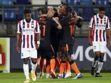Europees avontuur Willem II voorbij na lesje in effectiviteit van Rangers