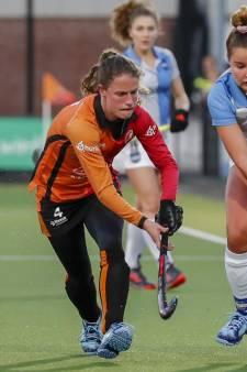 Vrouwen Oranje-Rood winnen van Laren en zijn klaar voor de play-offs