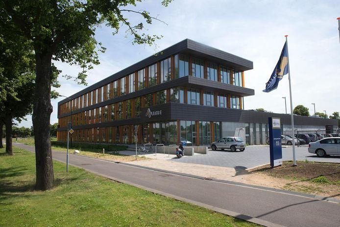 Het politiebureau in Doetinchem.