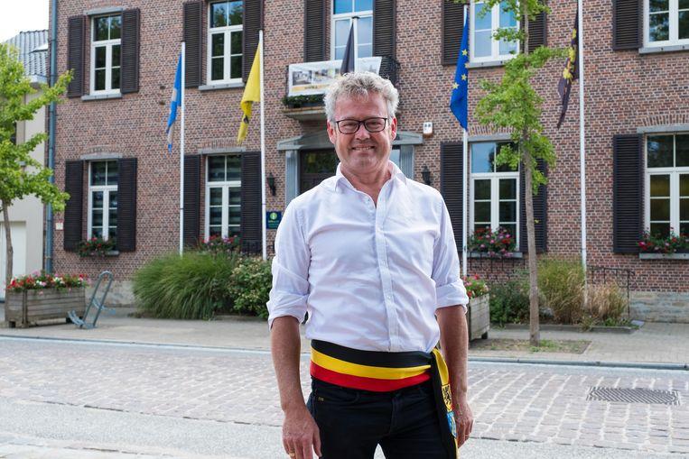 Kris Leaerts Burgemeester Kampenhout