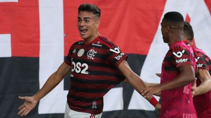 Transfer Talk. Congolese spits voor Cercle? - Real trekt Braziliaans talent Reinier aan - Derijck naar Kortrijk