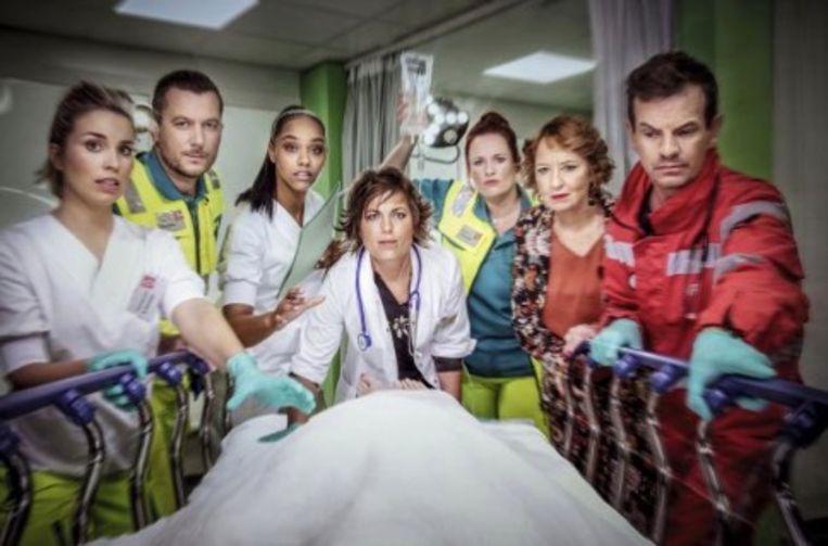 Nieuwe reeks 'Echte Verhalen' volgt de medische wereld.