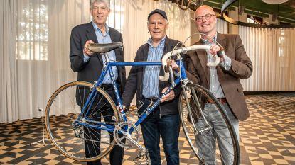 Mooie aanwinst voor KOERS: fiets van laatste Belgische renner die de Giro won