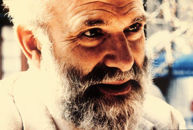 Oliver Sacks Beeld ANP Kippa