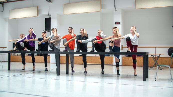 Repetitiefoto Scapino Ballet Rotterdam
