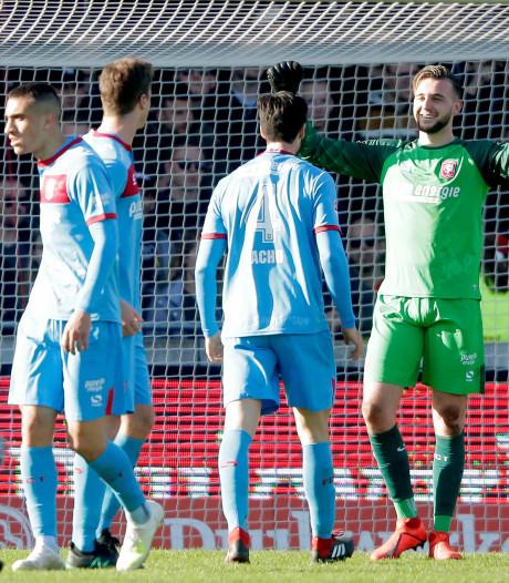 Trainer GA Eagles feliciteert FC Twente alvast met het kampioenschap: 'Is slechts kwestie van tijd'