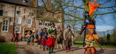 Chillen in Hernen na de slag bij Nieuwpoort