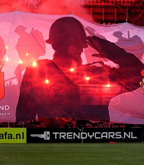 Helmond Sport-supporters starten inzamelingsactie om 'misplaatste' vuurwerkboete bij elkaar te krijgen