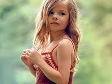 Dit meisje (6) wordt het 'mooiste kind ter wereld' genoemd