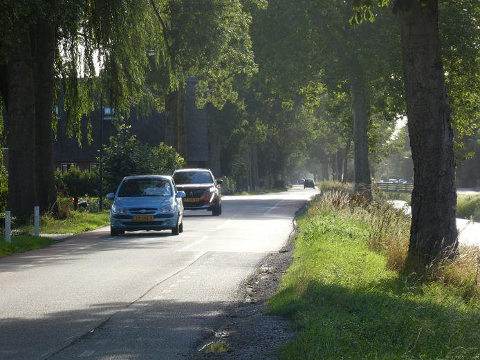 Verkeersremmende maatregelen op het Benedeneind (zuidzijde) worden voorlopig uitgesteld.