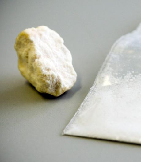 Woning in Giessen ligt vol drugs, bewoner aangehouden