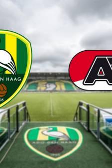 AZ vergroot zorgen van ADO Den Haag