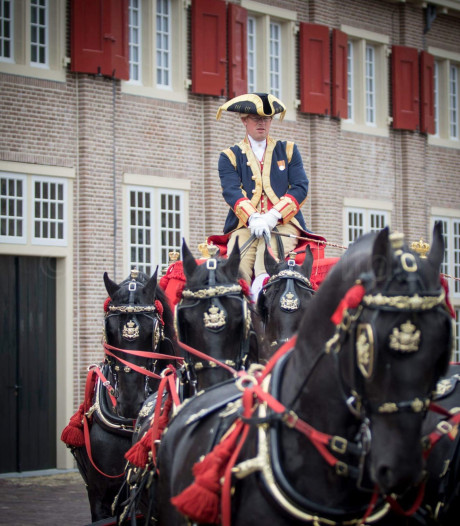 Koetsier Erik Evers uit Oudenbosch opnieuw op de bok van Glazen Koets