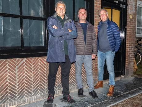 Gorcumse coryfeeën, onder wie NAC-trainer Ruud Brood, starten eigen kroeg op Kortendijk
