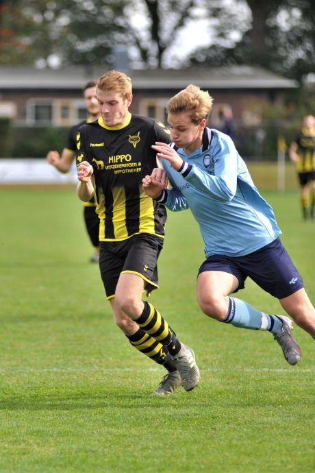 3A: Redichem op karakter naar gelijkspel tegen VV Dieren, ESA walst over SC Eefde heen