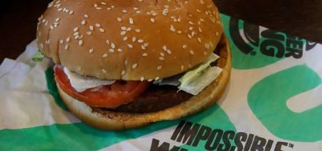 Nederlands bedrijf levert vegetarische Whopper aan Burger King