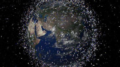 Chinezen willen ruimteafval vernietigen met ruimtelasers