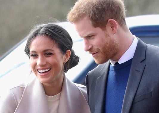 Harry en Meghan zijn nu ouders.