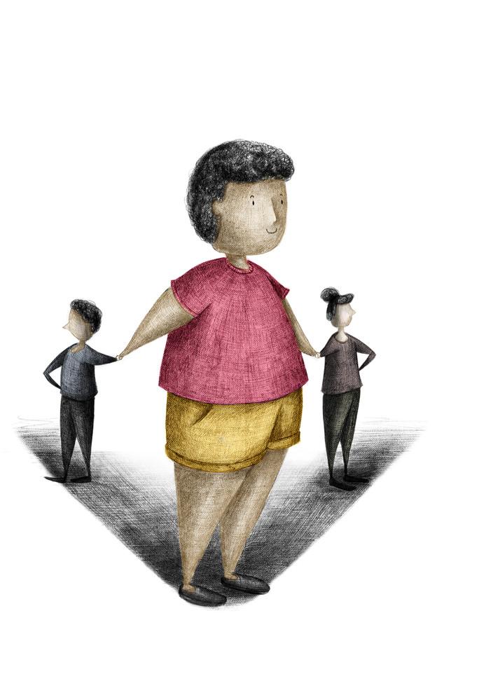 Kinderen van gescheiden ouders zien stiefvaders in bijna de helft van de gevallen uiteindelijk als hun eigen vader.