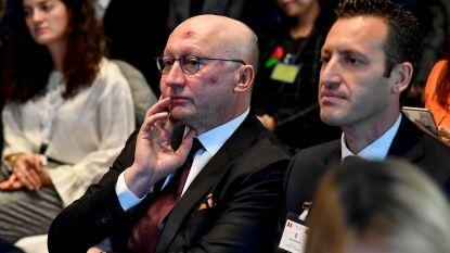 """Van Puyvelde, technisch directeur in China: """"Voetbal is wereldbusiness. Knap dat Standard op die kar springt"""""""