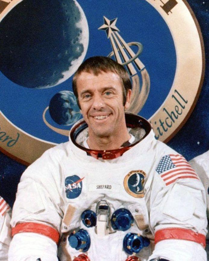 Alan Shepard, de eerste Amerikaan in de ruimte