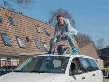 Harderwijkse stuntman gaat droom achterna in Hollywood
