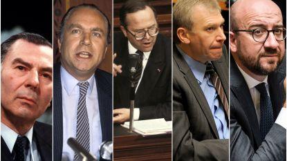 Michel is niet de eerste premier die zijn ontslag moet aanbieden: zij gingen hem al voor