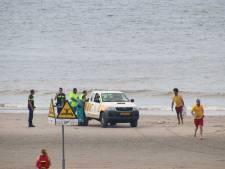 Drenkeling bij Domburg uit zee gehaald, reanimatie op het strand