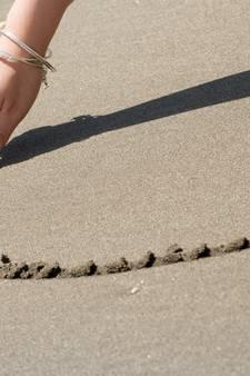 Topweer verwacht bij wereldrecordpoging strandtekenen