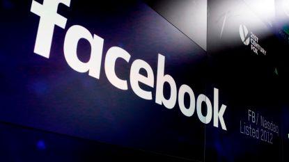 Facebook boekt een derde meer omzet