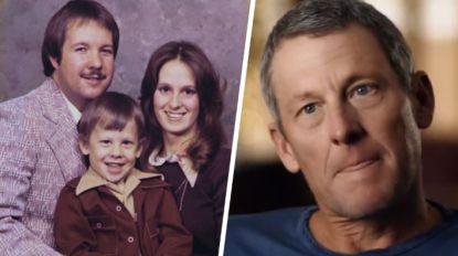 """Lance Armstrong dankt naam én karakter aan gemene stiefvader: """"Hij sloeg me helemaal in elkaar met een plank"""""""
