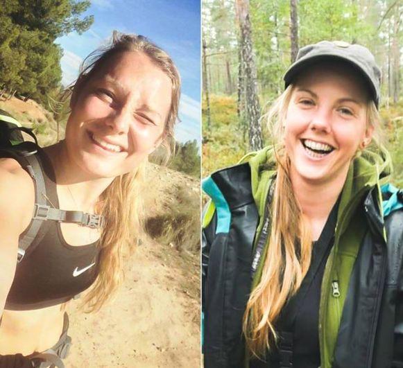 Louisa Verstager-Jespersen en Maren Ueland werden het slachtoffer van een terreuraanval.