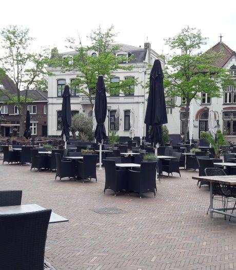 VVD wil toiletwagens en hand-was-punten in centra Geldrop en Mierlo