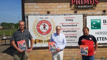 """KFC Heultje viert 100-jarig bestaan met jubileumboek: """"Memorabele derby's tegen KVC Westerlo"""""""