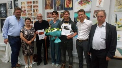 Karel Cornelis ontvangt 1ste Bronzen Arsène 2019 voor animatie