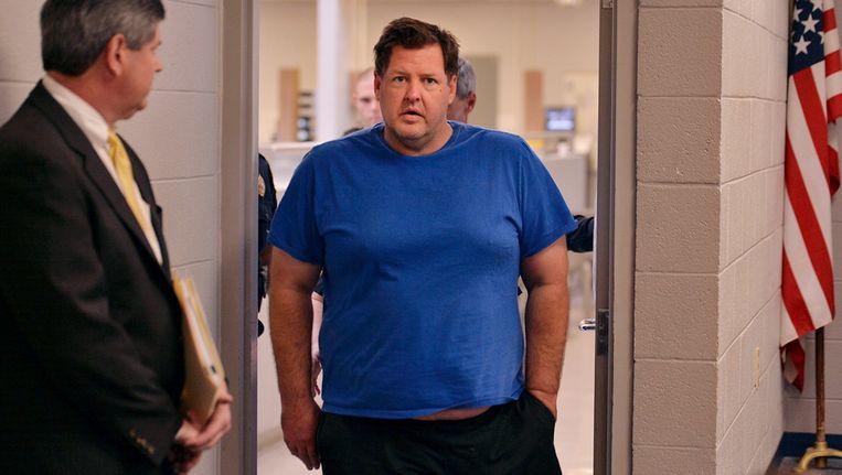 Todd Kohlhepp wordt op 4 november naar de rechter geleid die zal besluiten dat hij niet op borgtocht kan worden vrijgelaten. Beeld null