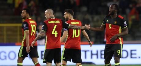 Lukaku behoedt Belgen voor nederlaag tegen Griekenland