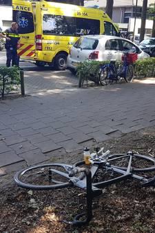 Wielrenner in Waalwijk gewond na botsing met kind