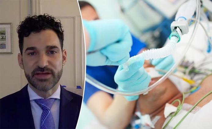 Craig Spencer vit l'enfer aux urgences de son hôpital new-yorkais