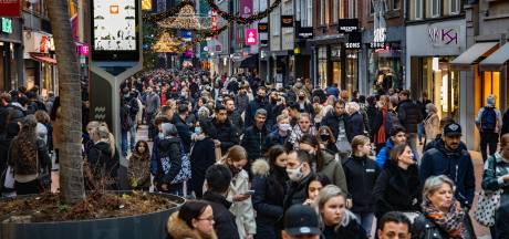 Black Friday in Eindhoven; alsof corona niet bestaat