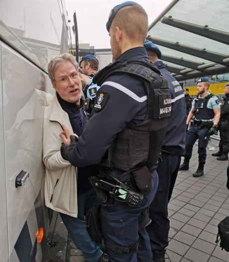 Oud-raadslid Alfred Blokhuizen niet vervolgd na arrestatie tijdens klimaatprotest
