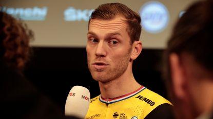 """Lars Boom onderging hartoperatie: """"Na een week weer op fiets"""""""
