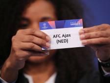 Ajax treft PAOK in derde CL-voorronde, PSV mogelijk tegen LASK