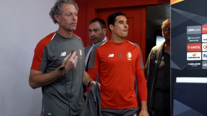 "Preud'homme: ""Sevilla is ploeg van Champions League-niveau"""